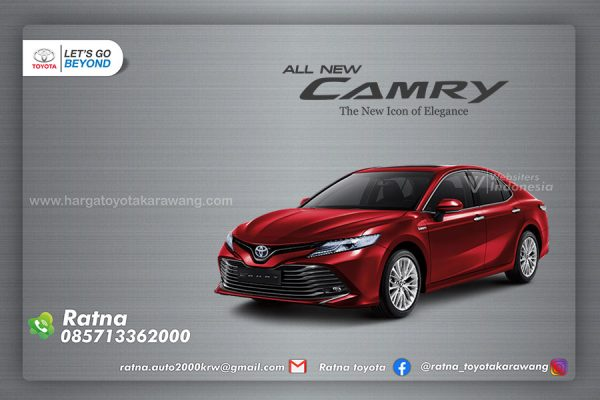 New Camry