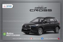 New Corolla Cross