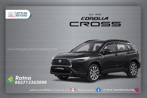 New Corolla Cross