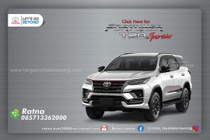 All New Fortuner