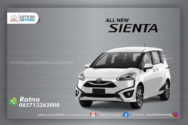All New Sienta
