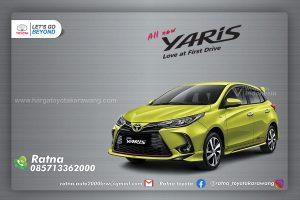 All New Yaris