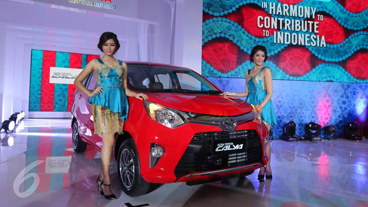 Dihajar Corona Covid-19, Toyota Tetap Merajai Penjualan Mobil di Indonesia