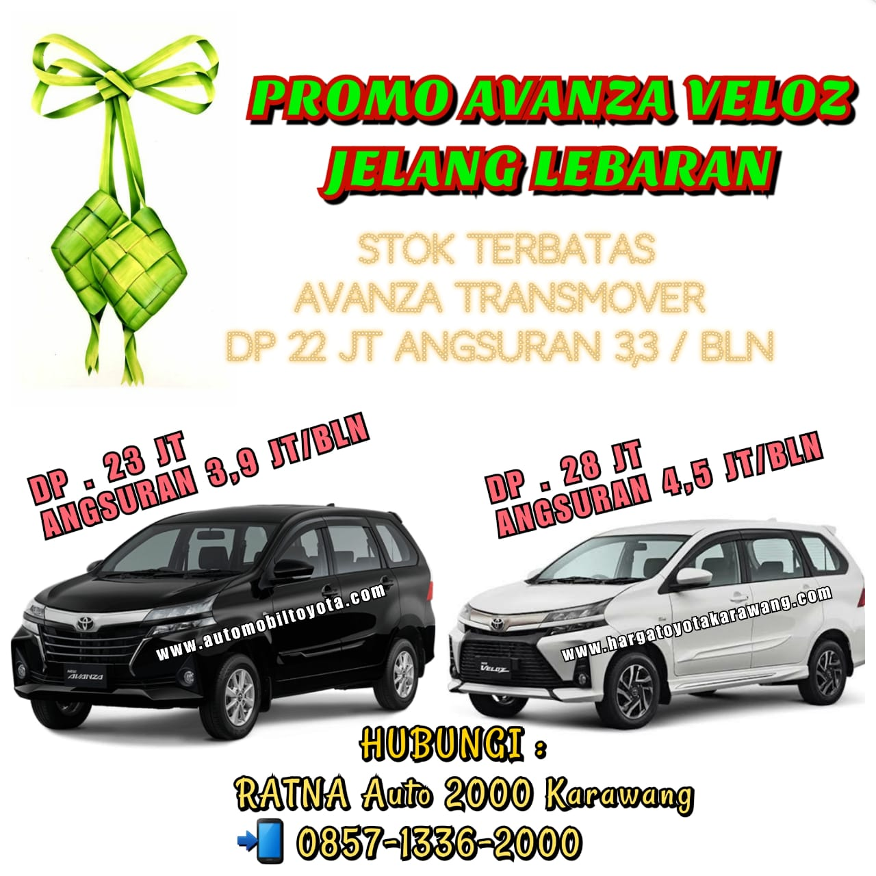 Promo Jelang Lebaran